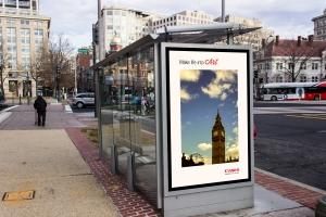 London Ad Mockup